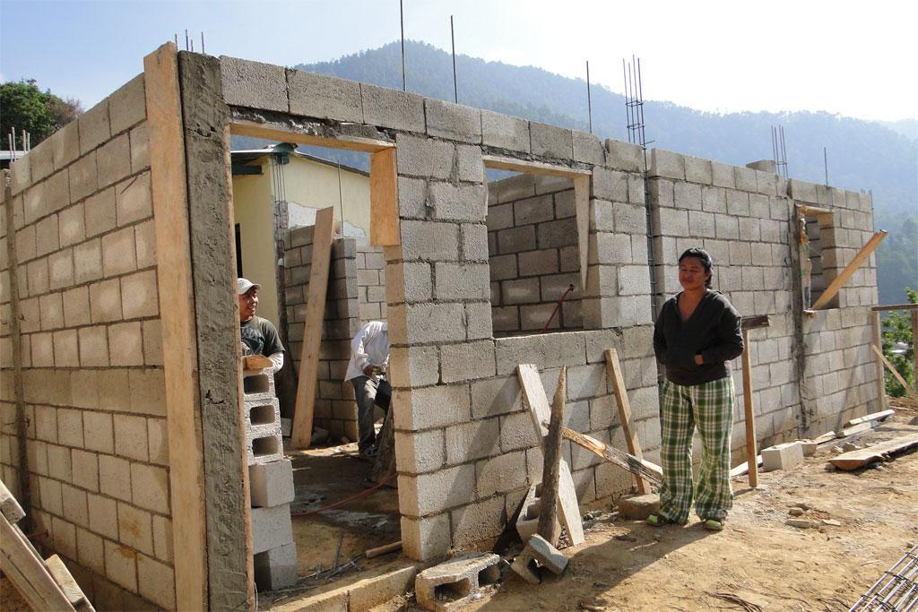 Amsala salvatorianos logro o - Construccion de casa ...