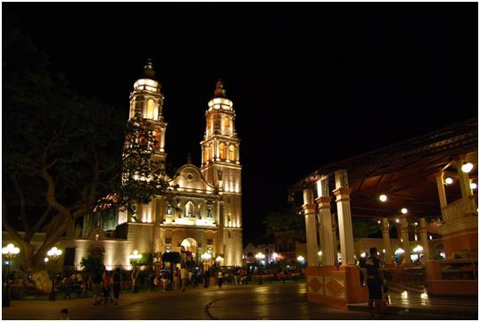 Catedral de S. Francisco de Campeche
